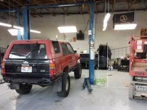 Sonnys Truck