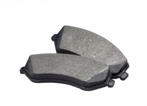 Use only high quality brake pads, it makes a difference!